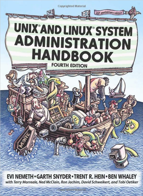 unix and linux system administration handbook 5th edition pdf